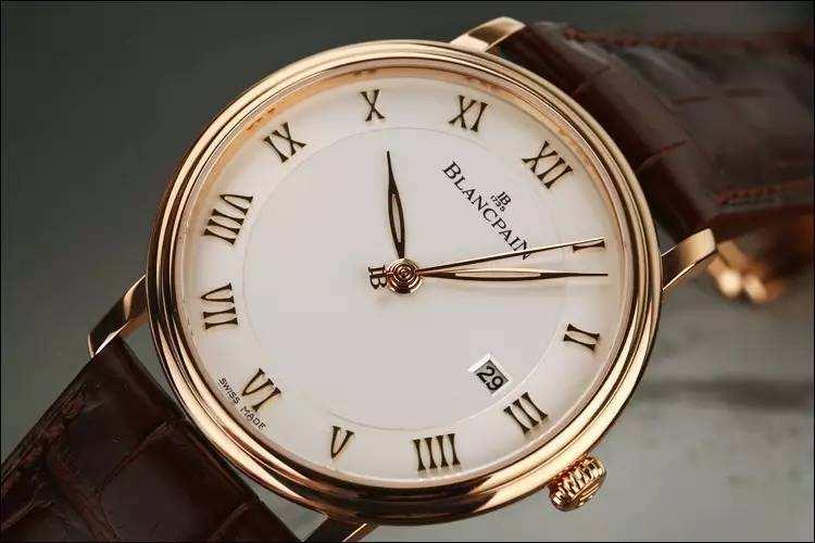 北京宝珀维修服务中心教你了解宝珀腕表走慢的问题