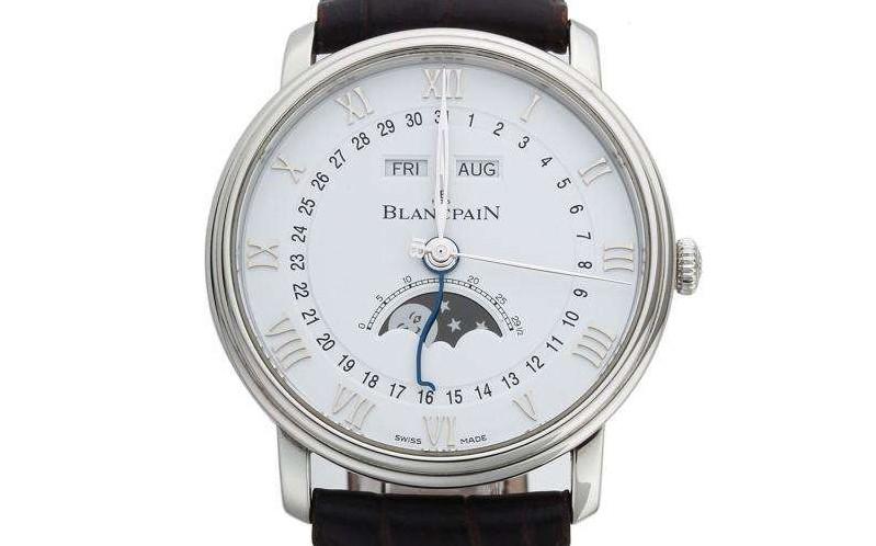 宝珀维修服务中心教你保养宝珀手表表带