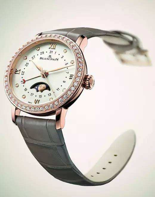 宝珀维修服务中心维修好的宝珀手表展示