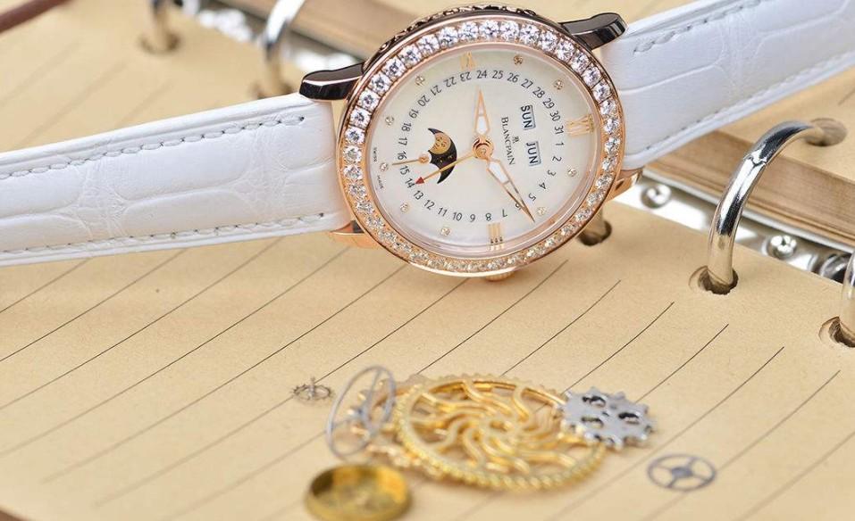 宝珀手表保养