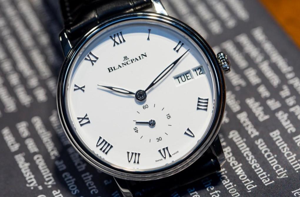北京宝珀手表维修教你保养宝珀手表表带
