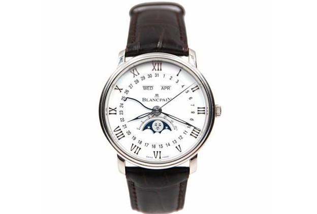 宝珀手表维修中心教你保养宝珀手表