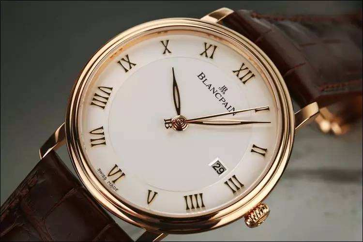 宝珀手表保养方法