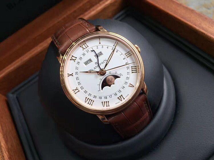北京宝珀维修中心教你解决手表走停问题