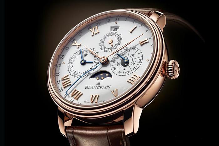 北京宝珀维修中心教你佩戴手表表带