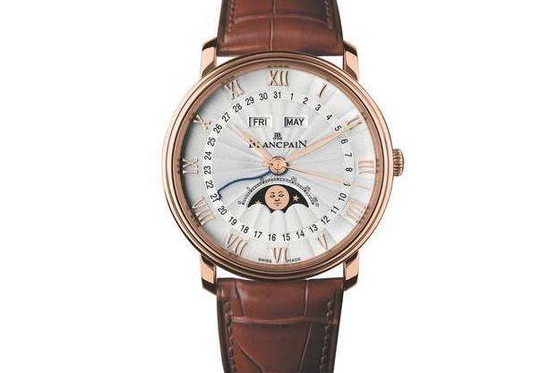 宝珀手表的保存原则