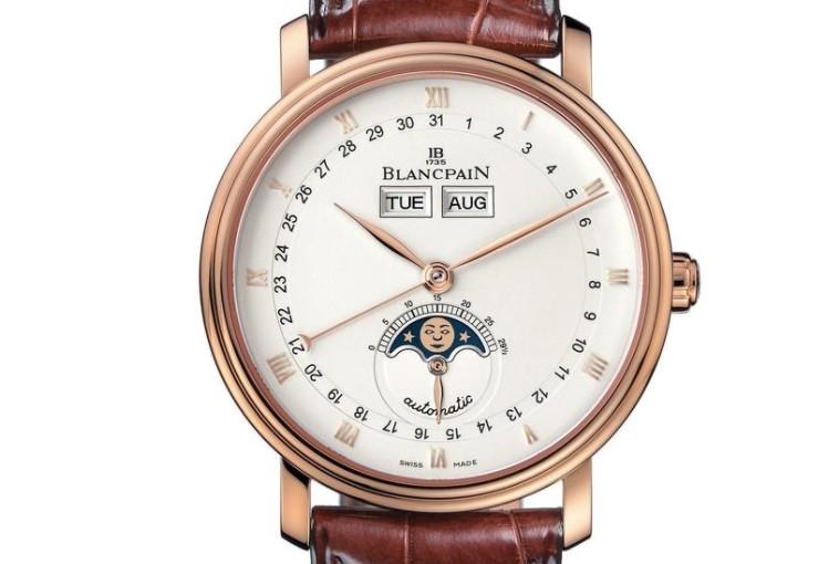 宝珀手表表壳的耐磨性