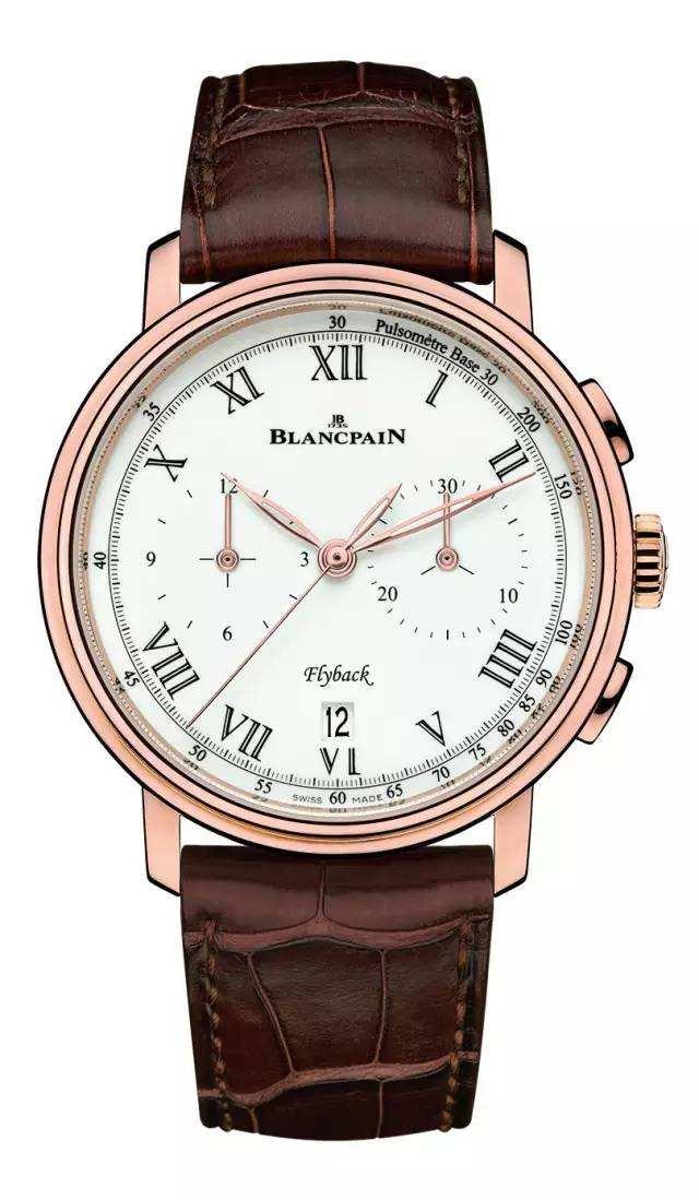 宝珀手表的表壳