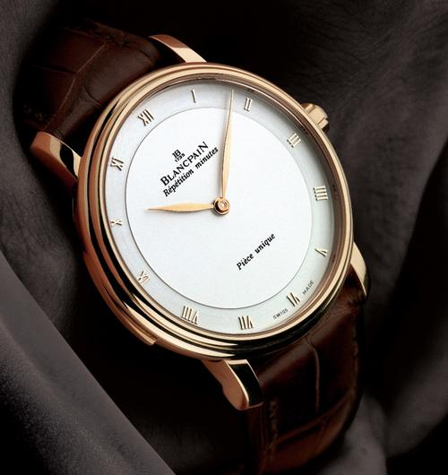 北京宝珀维修中心教你维修宝珀手表