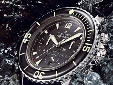【北京宝珀维修】如何选择购买宝珀手表呢