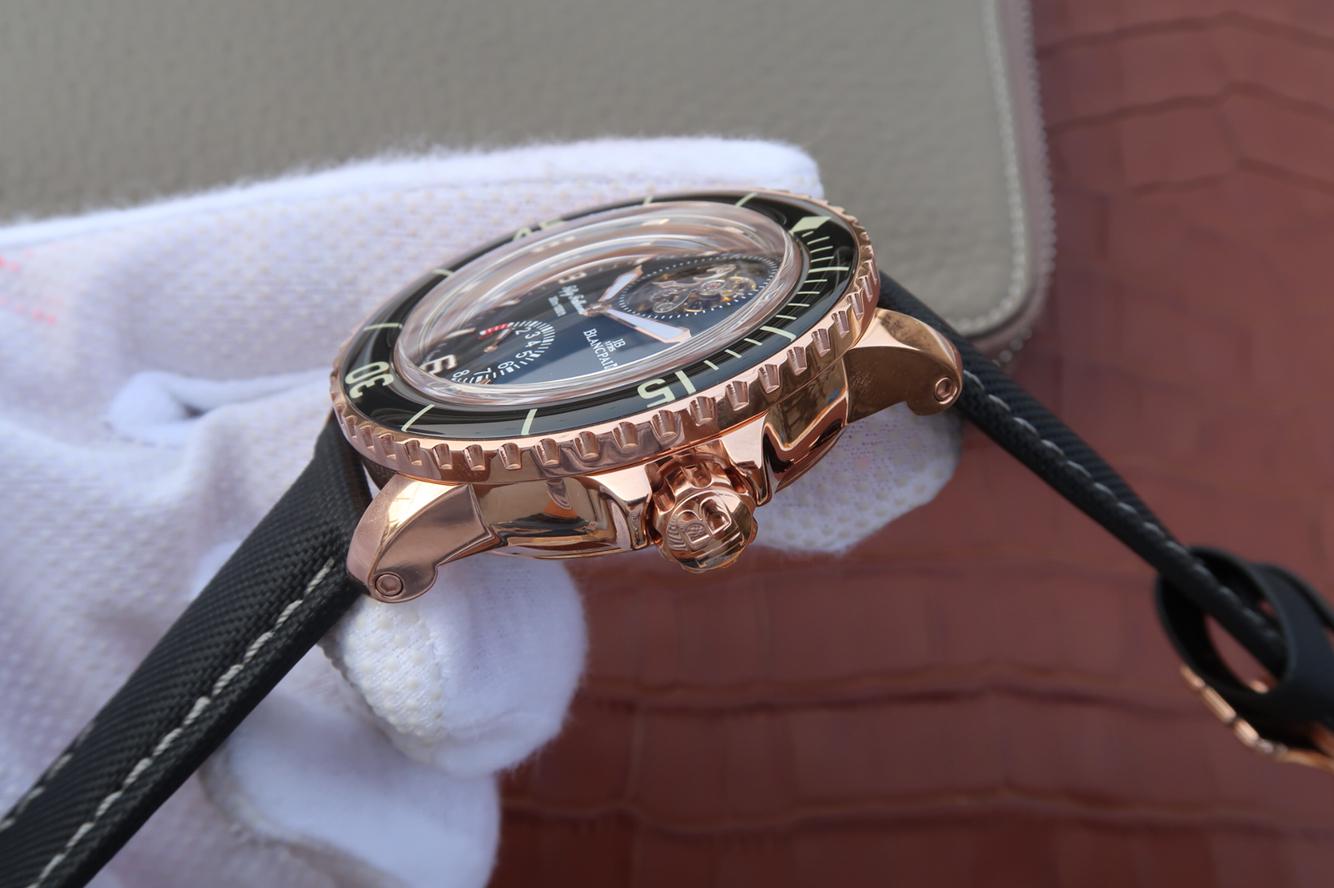 宝珀手表怎么会受磁(图)
